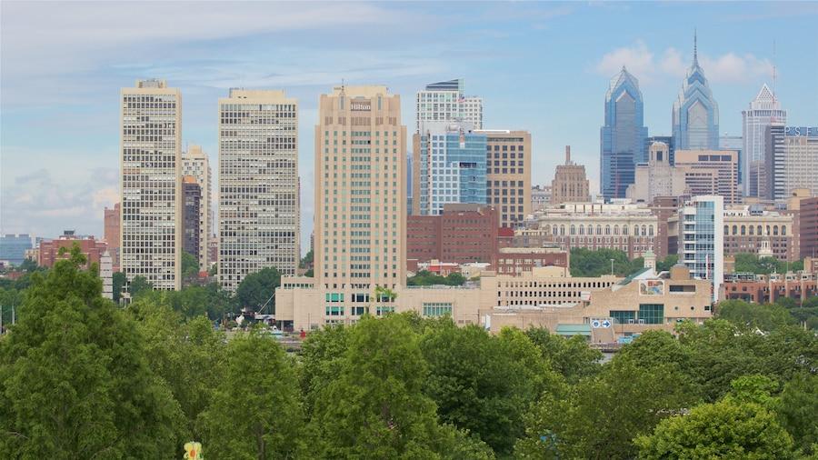 Camden qui includes panoramas, ville et gratte-ciel