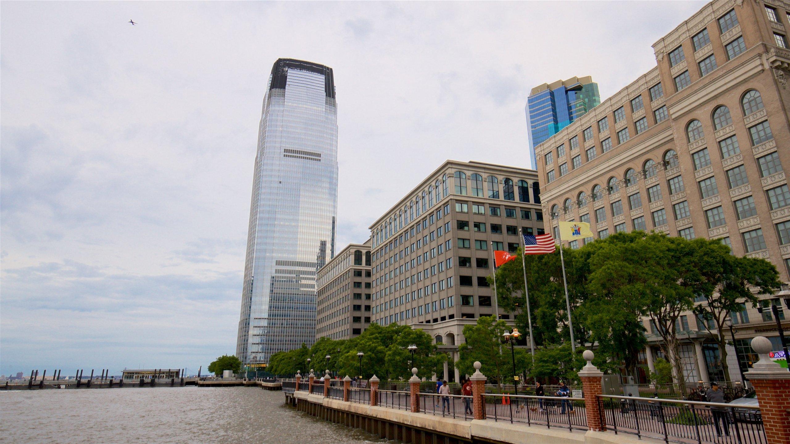 Goldman Sachs Tower, Jersey City, New Jersey, United States of America