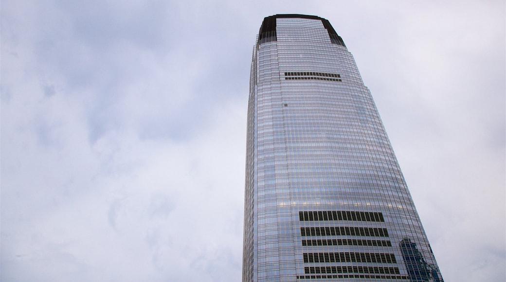 Goldman Sachs Tower featuring a skyscraper