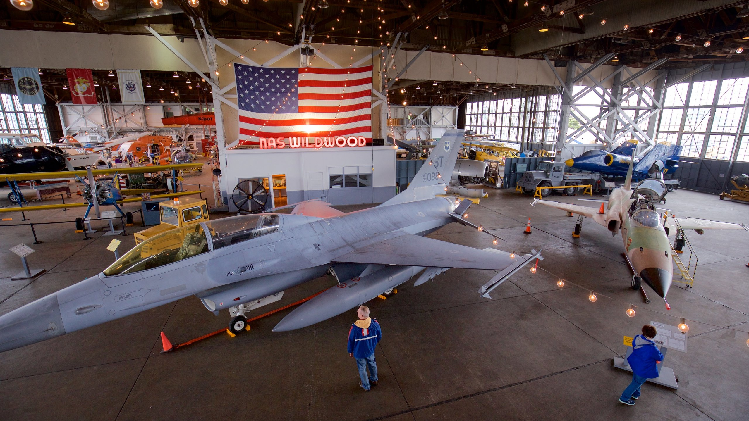 Naval Air Station Wildwood Aviation Museum, Lower Township, New Jersey, United States of America