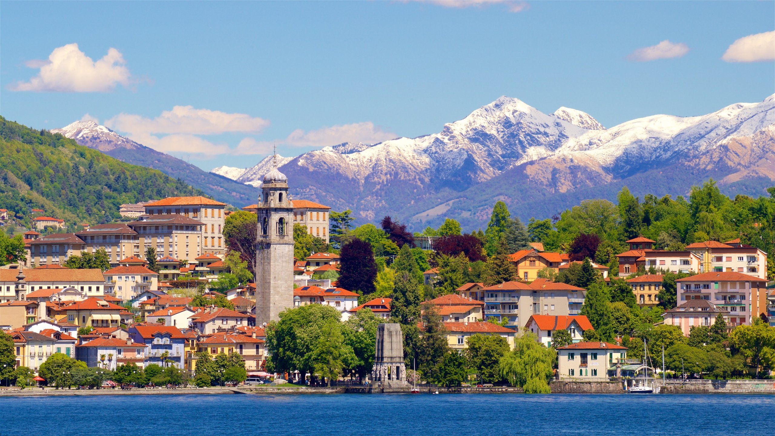Verbania, Piedmont, Italië