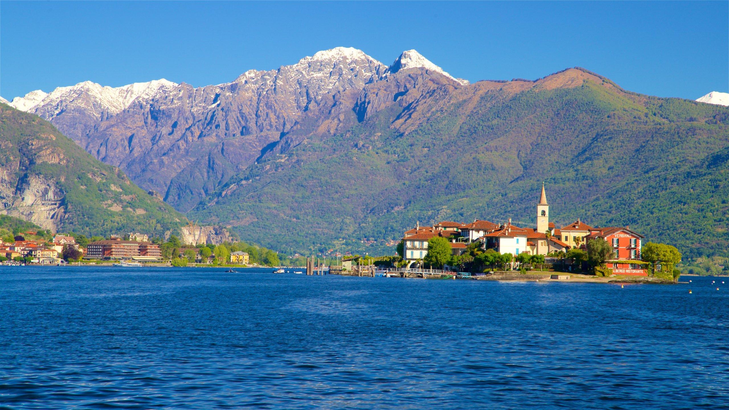 Province of Verbano-Cusio-Ossola, Piedmont, Italy