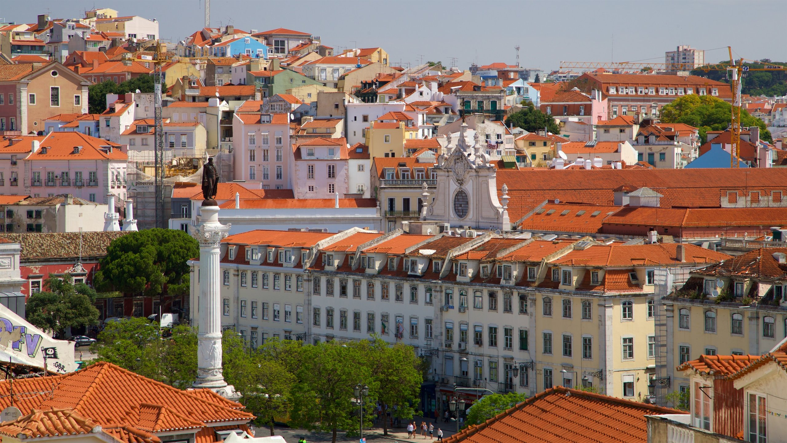 Baixa, Lisbon, Lisbon District, Portugal