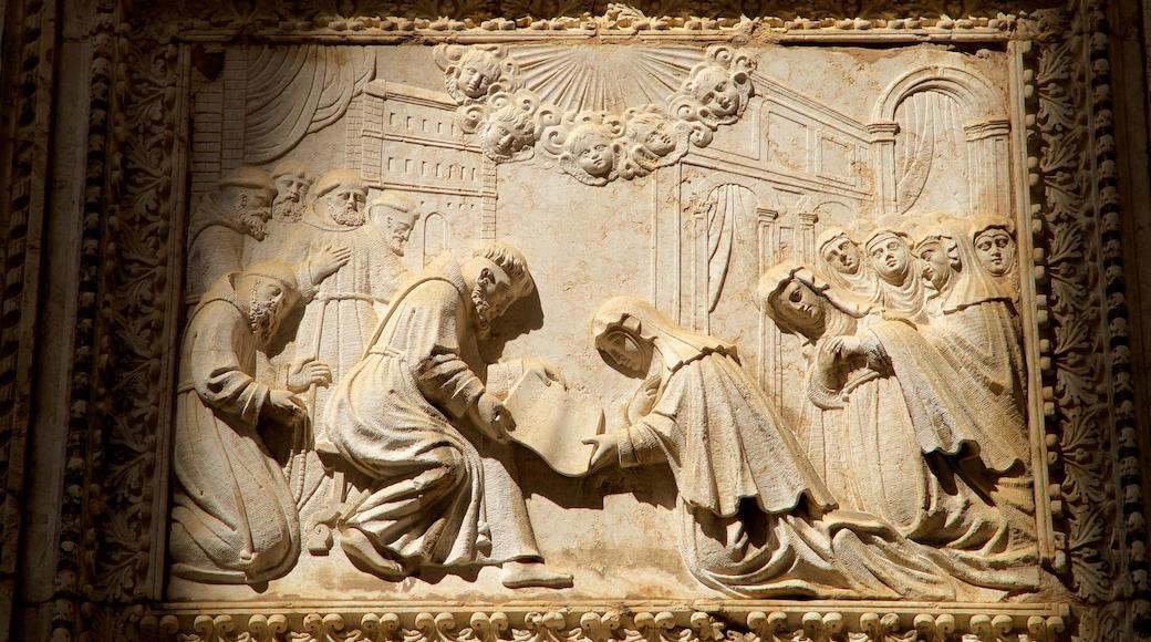 Convento do Carmo das einen religiöse Elemente und Geschichtliches