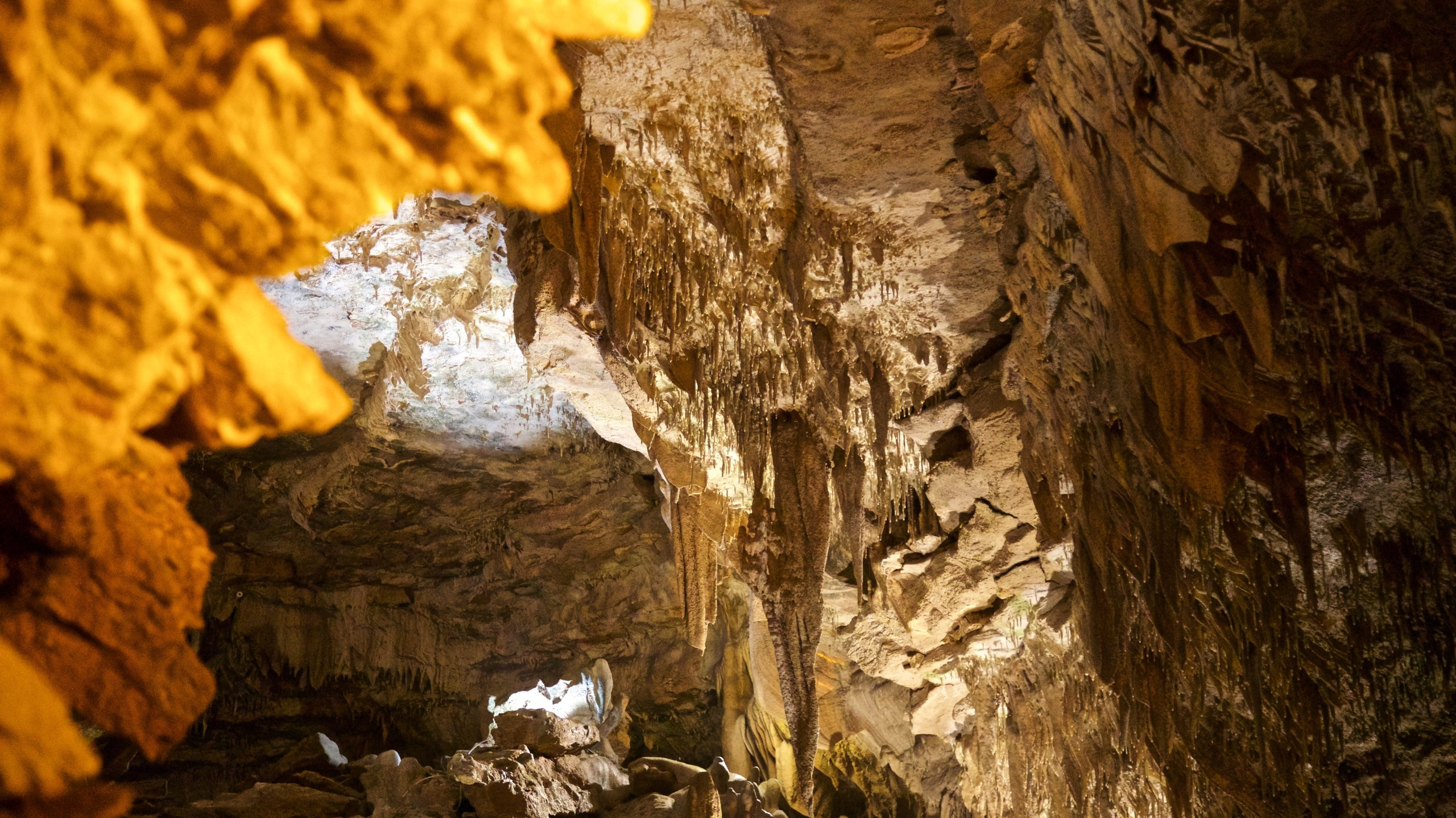 Fantastic Caverns, Springfield, Missouri, United States of America