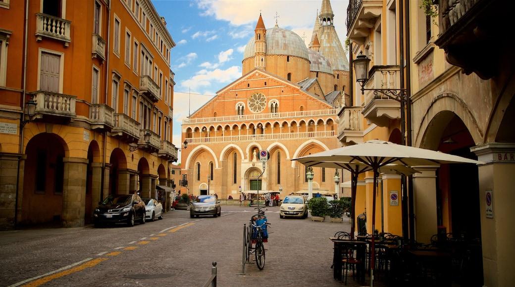 Basilica di Sant\'Antonio da Padova featuring a church or cathedral and heritage architecture