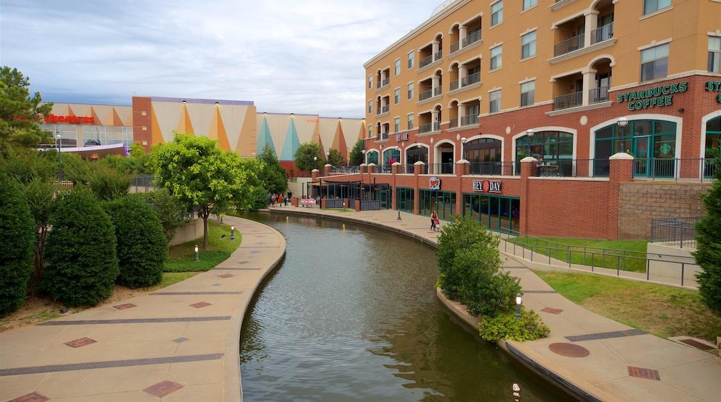 브릭타운 이 포함 강 또는 시내