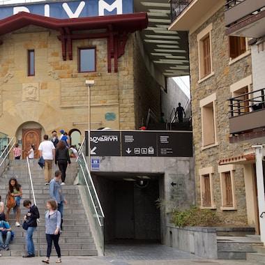 Donostia-San Sebastian Aquarium