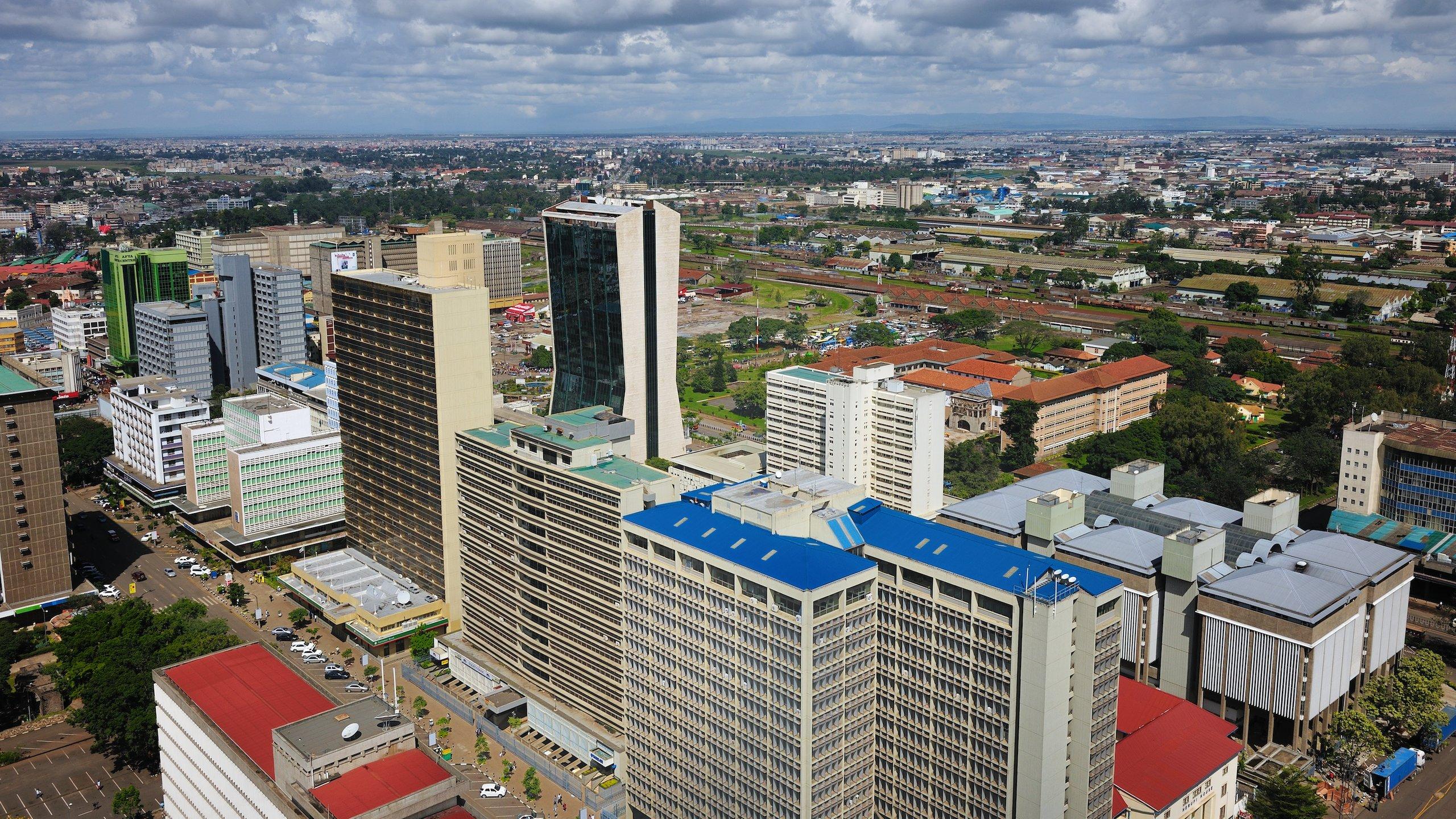 Nairobi, Nairobi County, Kenia