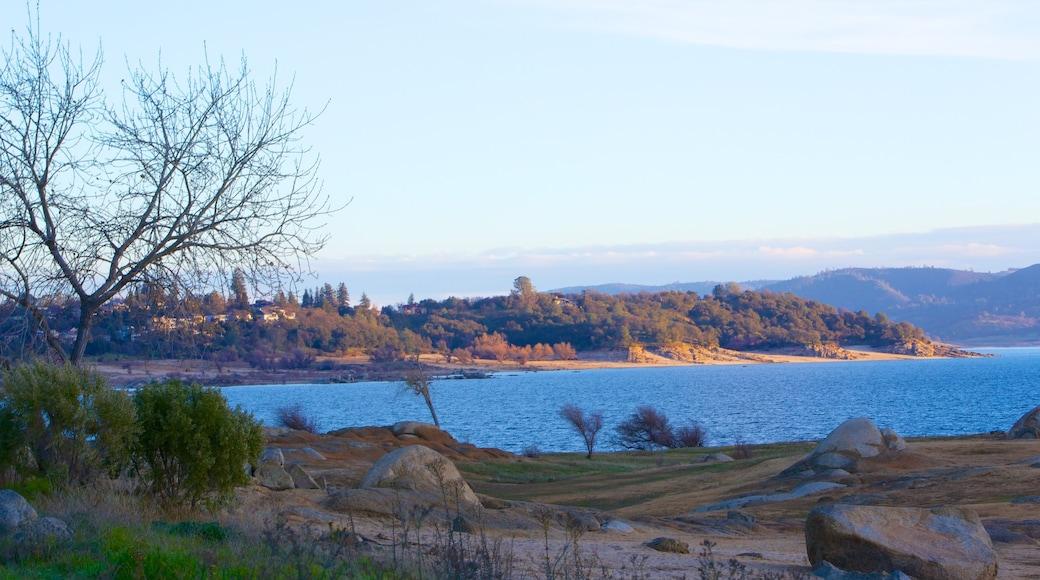 Sacramento welches beinhaltet allgemeine Küstenansicht, Landschaften und Waldmotive