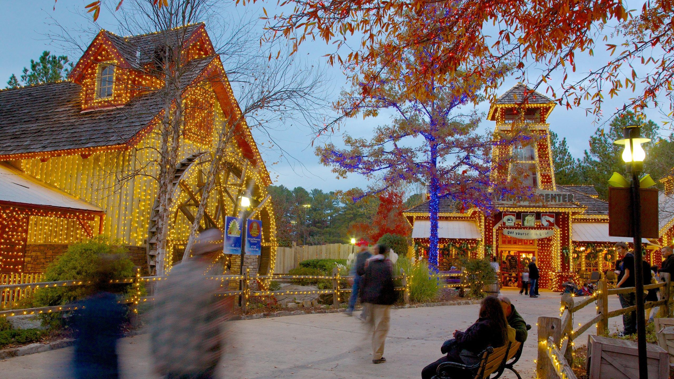 带着家人一起去石山公园,并在斯通山脉的这个游乐园度过精彩的一天。 在当地,感受超赞的现场音乐场所和山景。