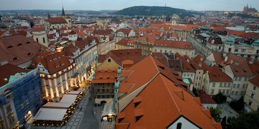 Prag mit einem Stadt