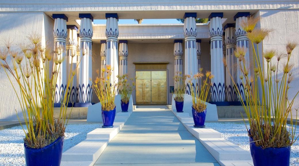 埃及煉金博物館 设有 內部景觀