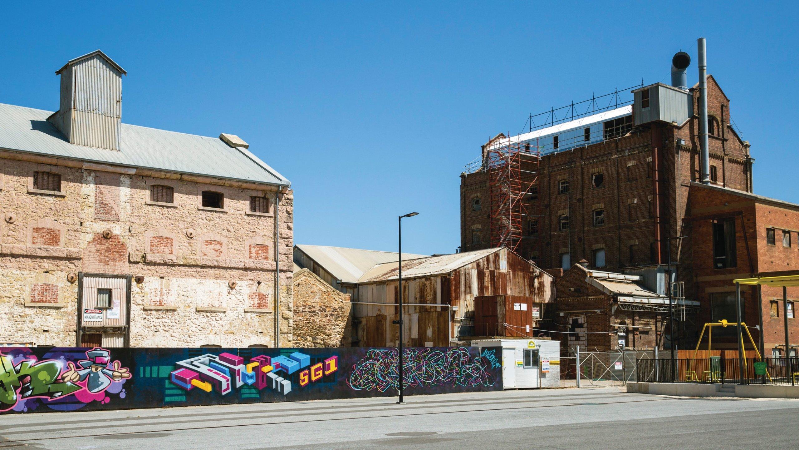 City of Port Adelaide Enfield, South Australia, Australië