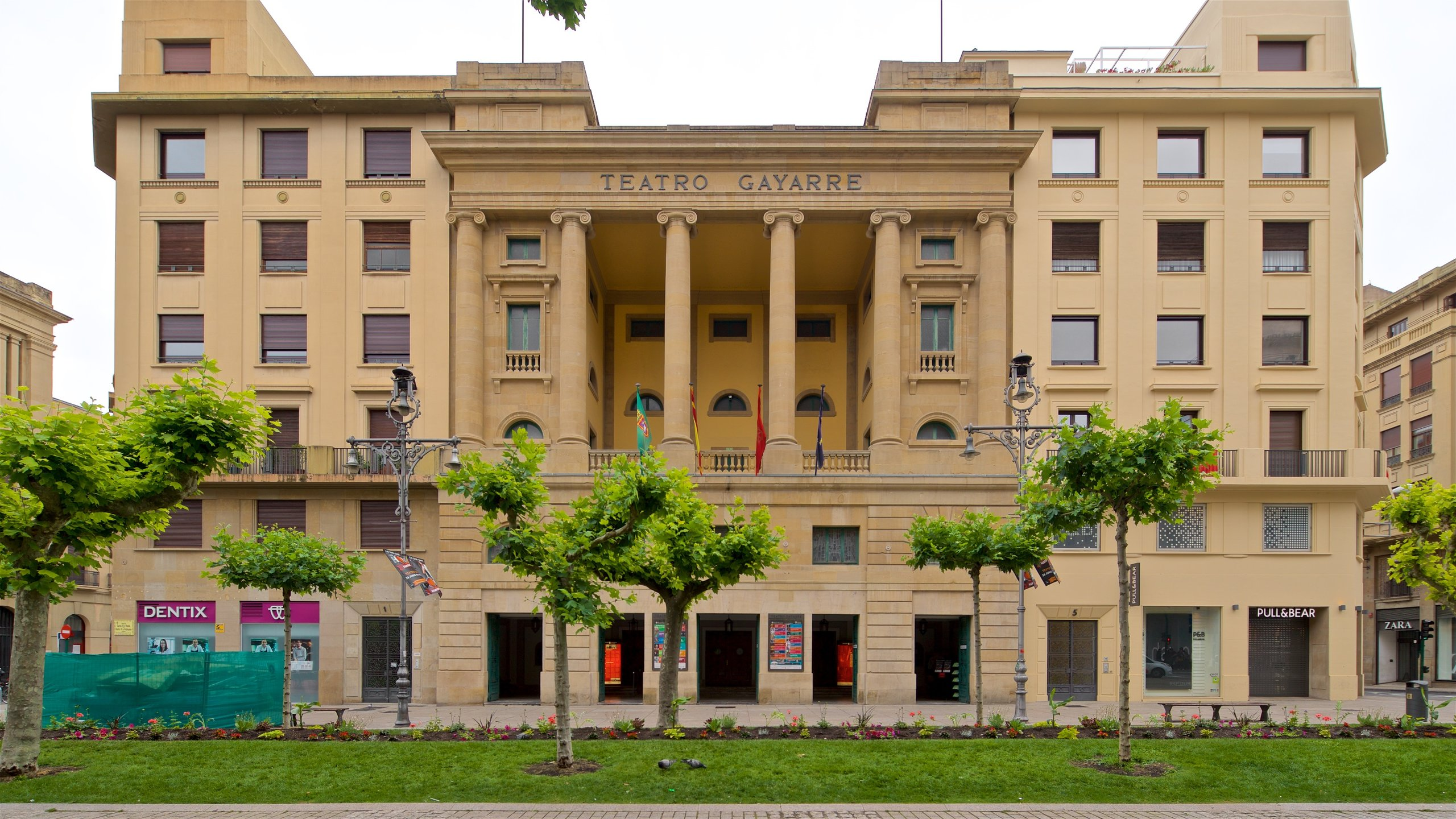 Hotels Closest To Teatro Gayarre In Pamplona Expedia Ie