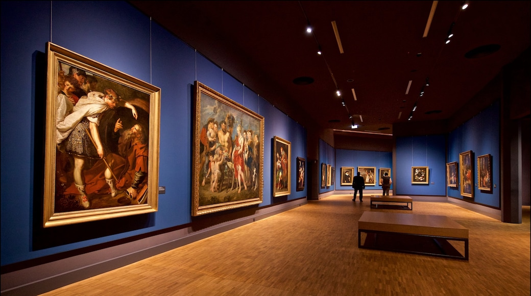Hessisches Landesmuseum og byder på interiør, religiøse aspekter og kunst