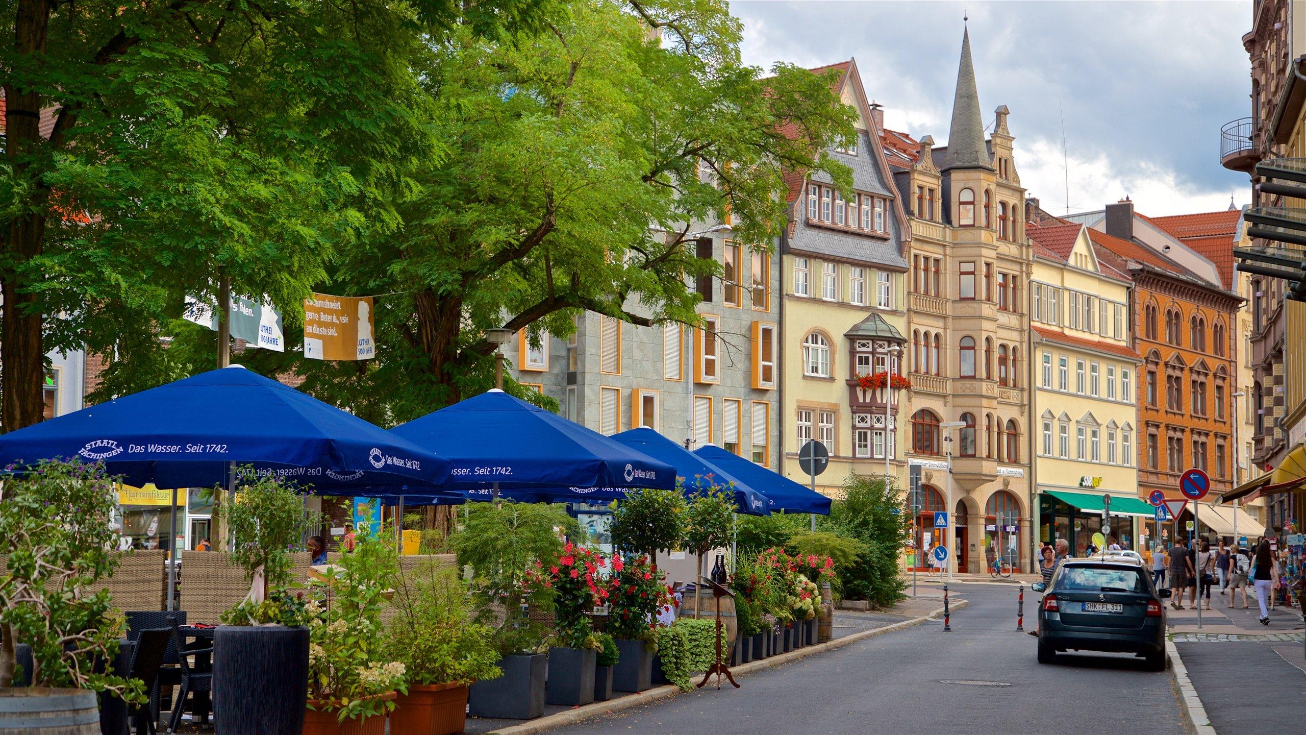 Eisenach, Thüringen, Deutschland