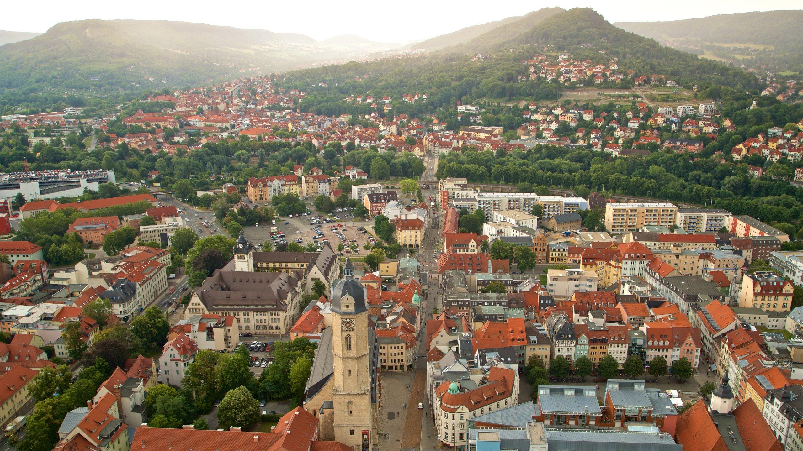Jena, Thüringen, Deutschland