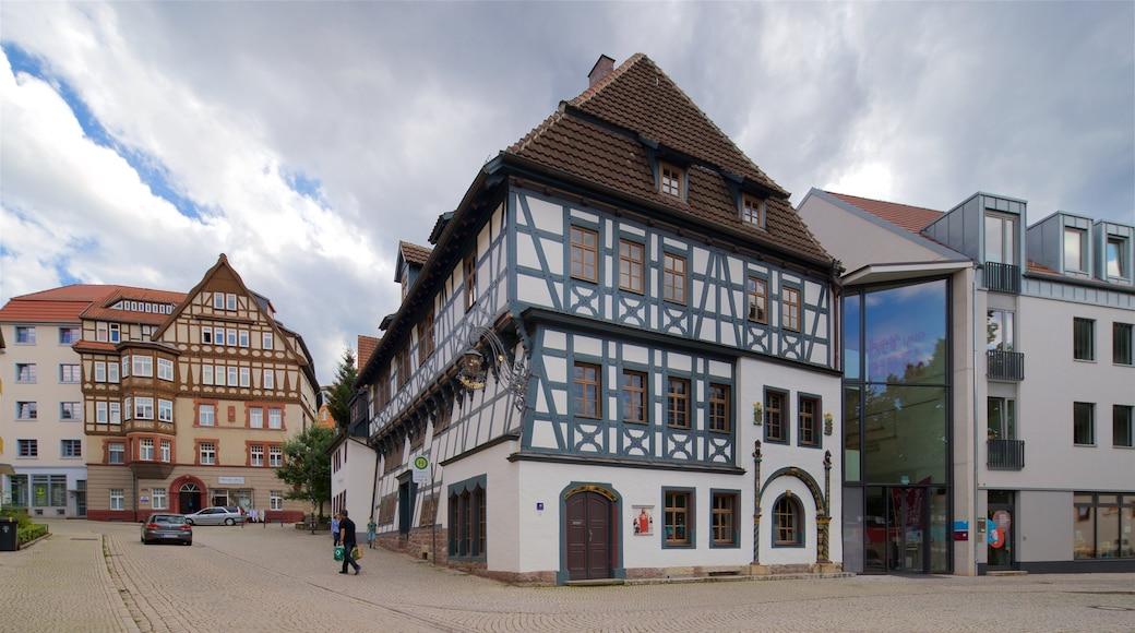 Lutherhaus das einen Stadt und Geschichtliches