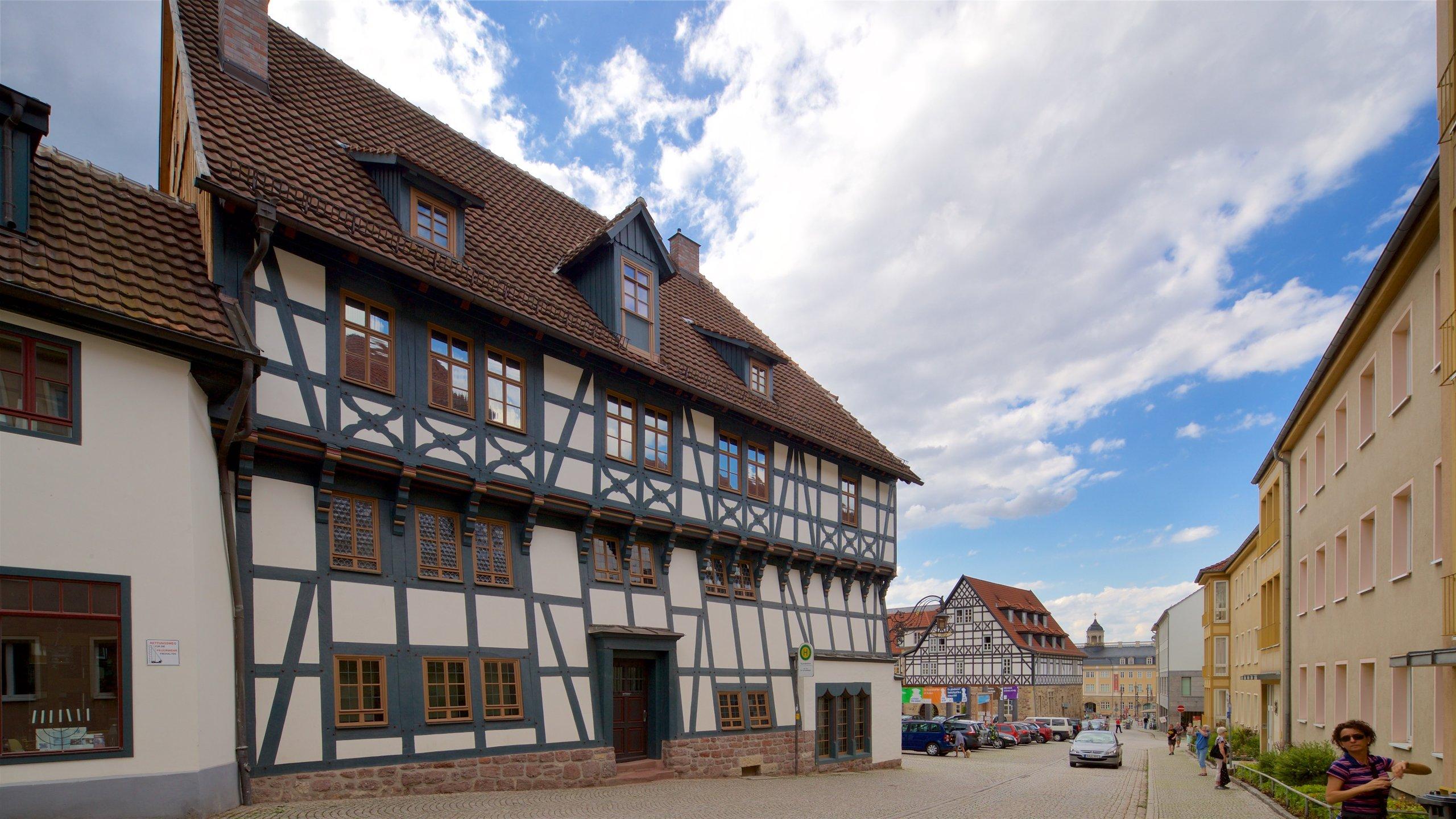 Lutherhaus, Eisenach, Thuringia, Germany
