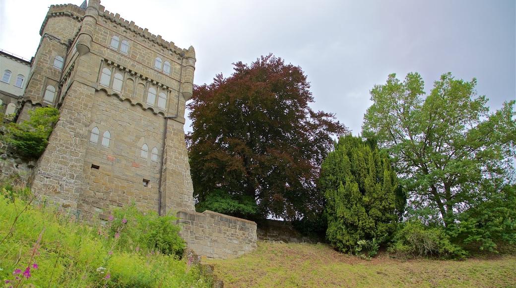 Schloss Löwenburg das einen Palast oder Schloss und historische Architektur