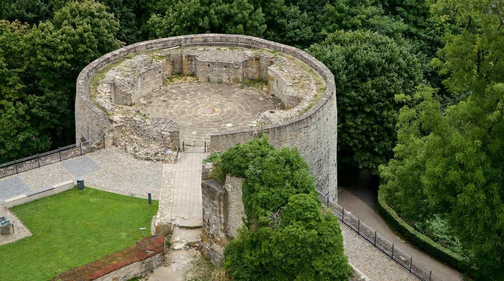 Sparrenburg das einen Burg und Geschichtliches
