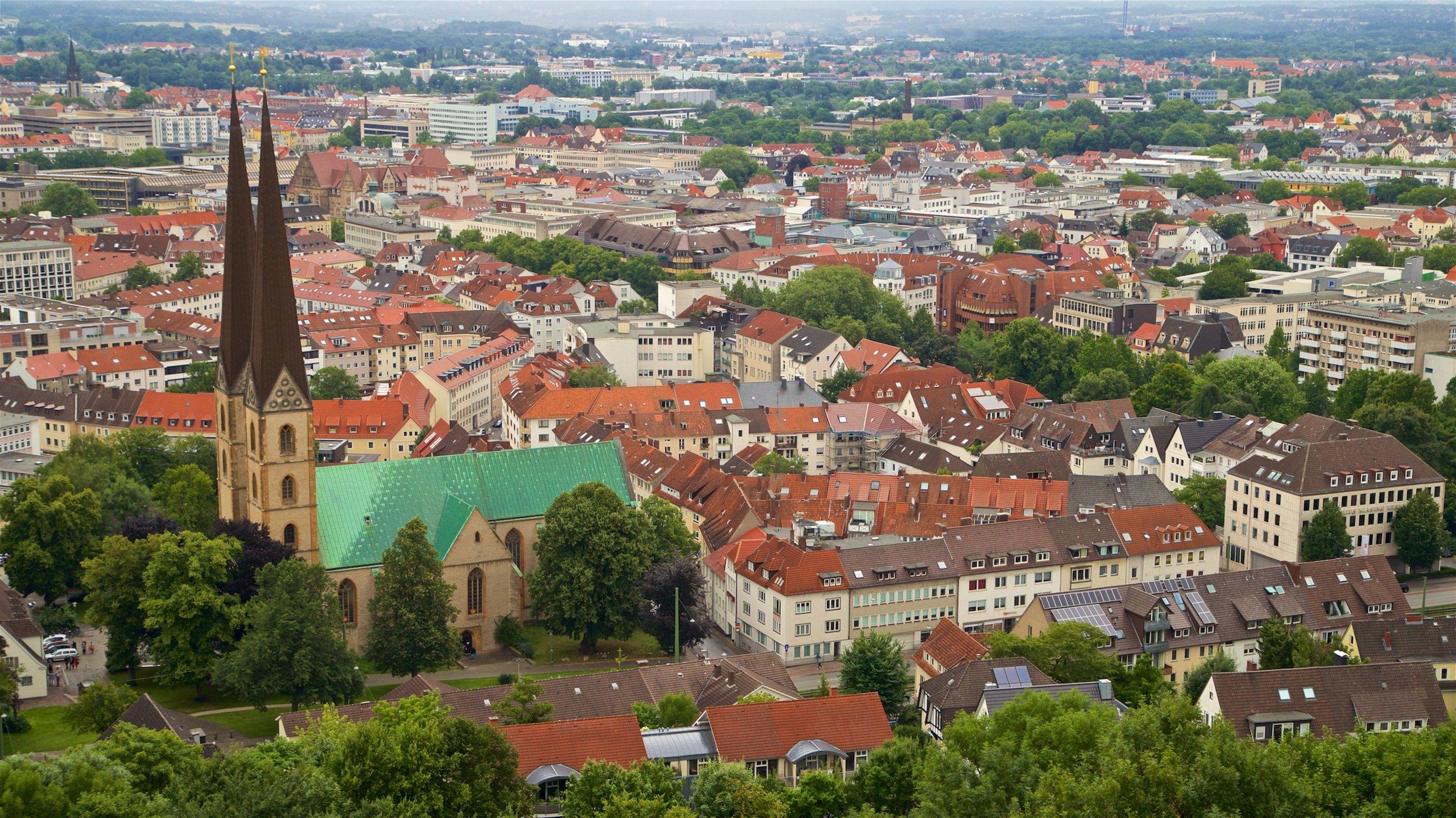 Bielefeld, North Rhine-Westphalia, Germany