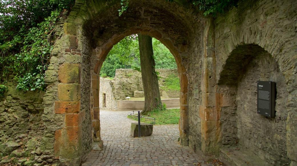 Sparrenburg welches beinhaltet Geschichtliches