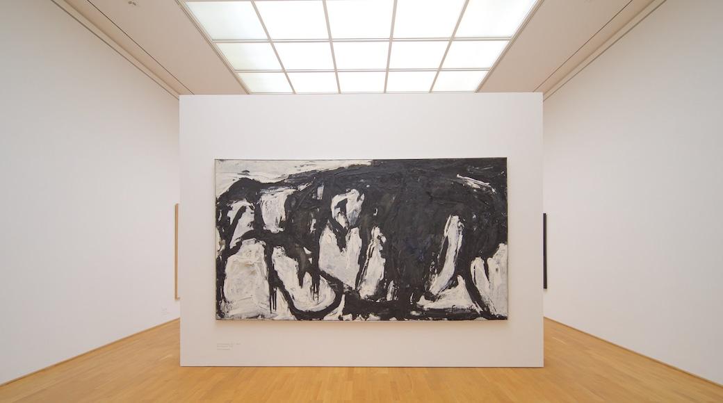 LWL-Museum für Kunst und Kultur mit einem Kunst und Innenansichten