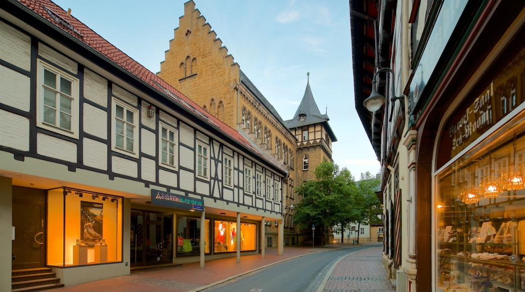 Goslaer Altstadt welches beinhaltet Geschichtliches