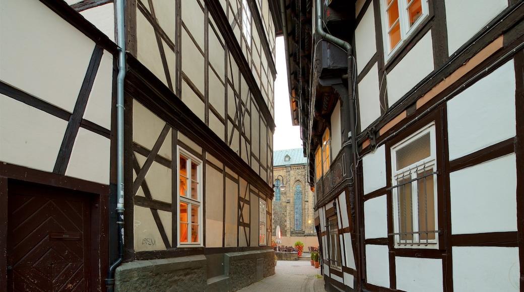 Goslaer Altstadt das einen Geschichtliches