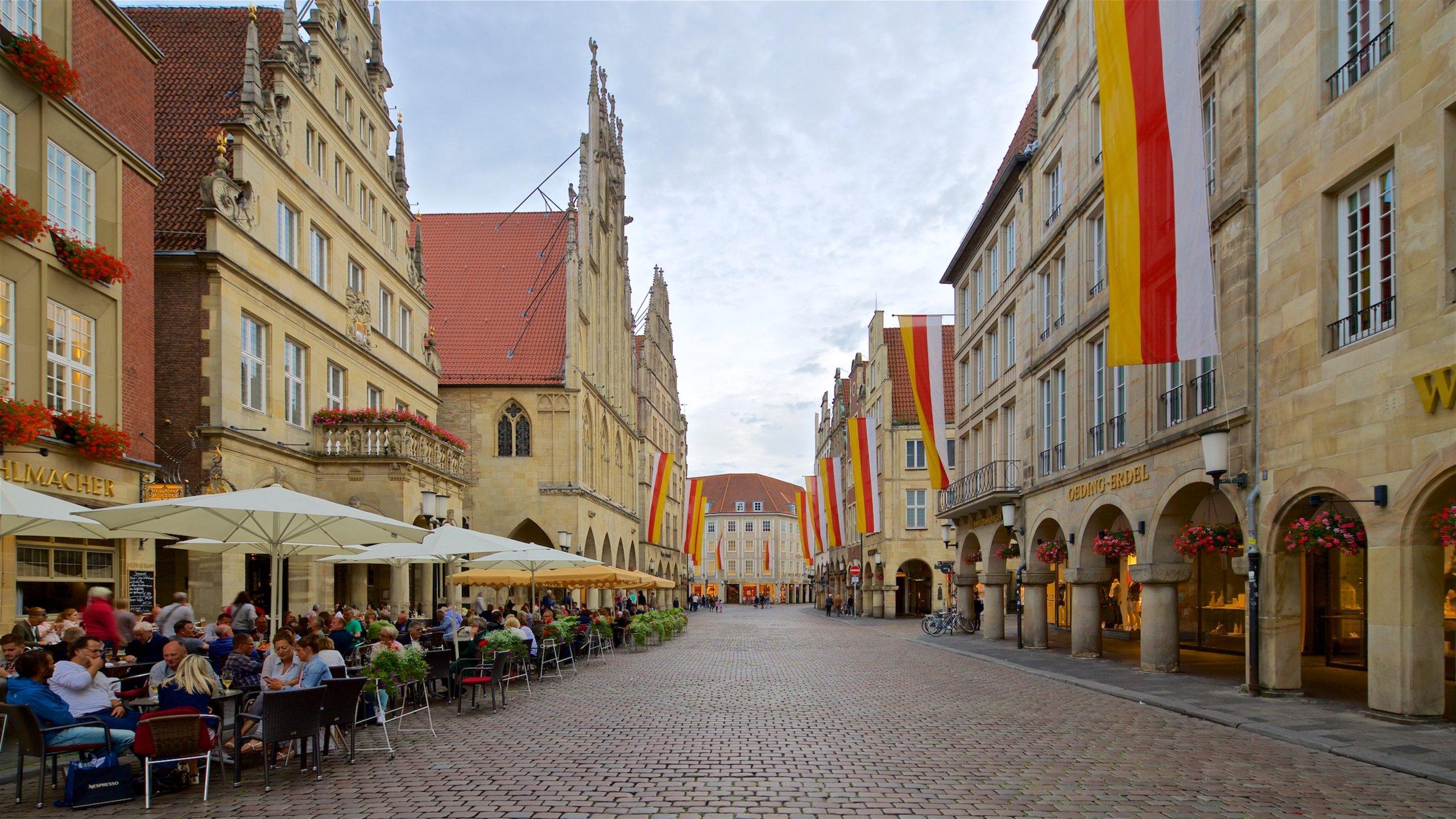 Münster, Münster, North Rhine-Westphalia, Germany