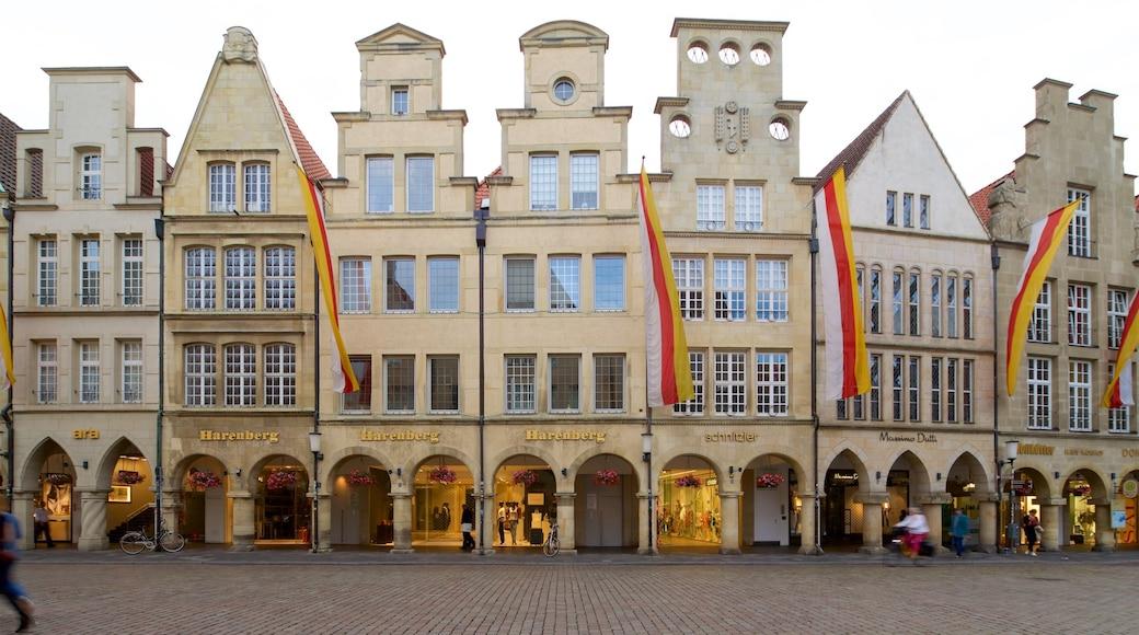 Münster das einen Geschichtliches
