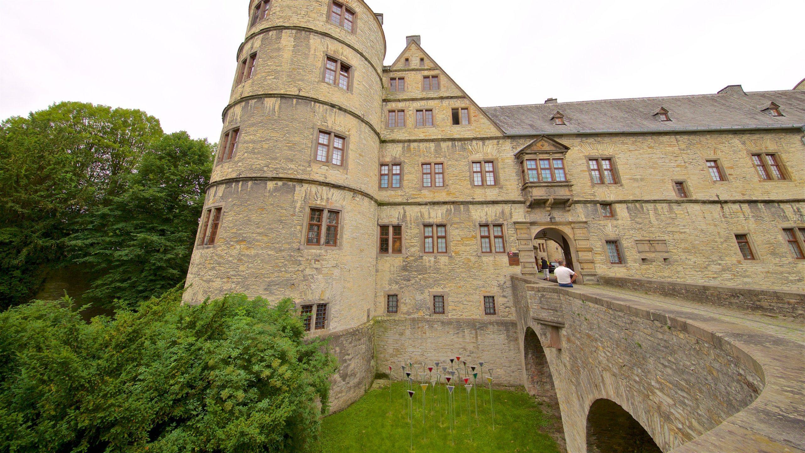 Wewelsburg, Büren, Nordrhein-Westfalen, Deutschland