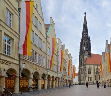 Historical City Hall of Münster