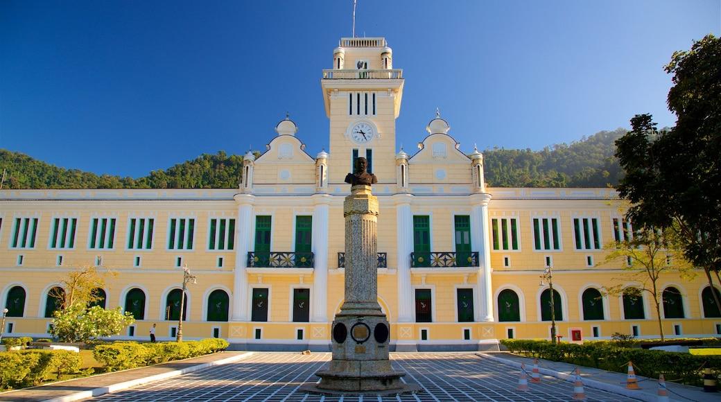 Colégio Naval das einen historische Architektur und Monument