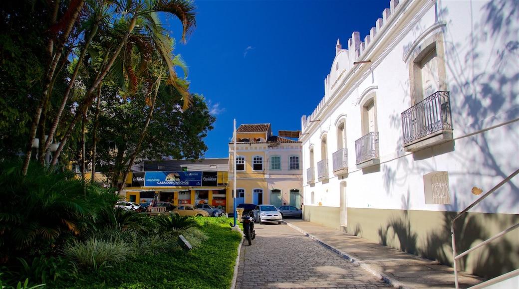 Rathaus von Angra dos Reis das einen Geschichtliches