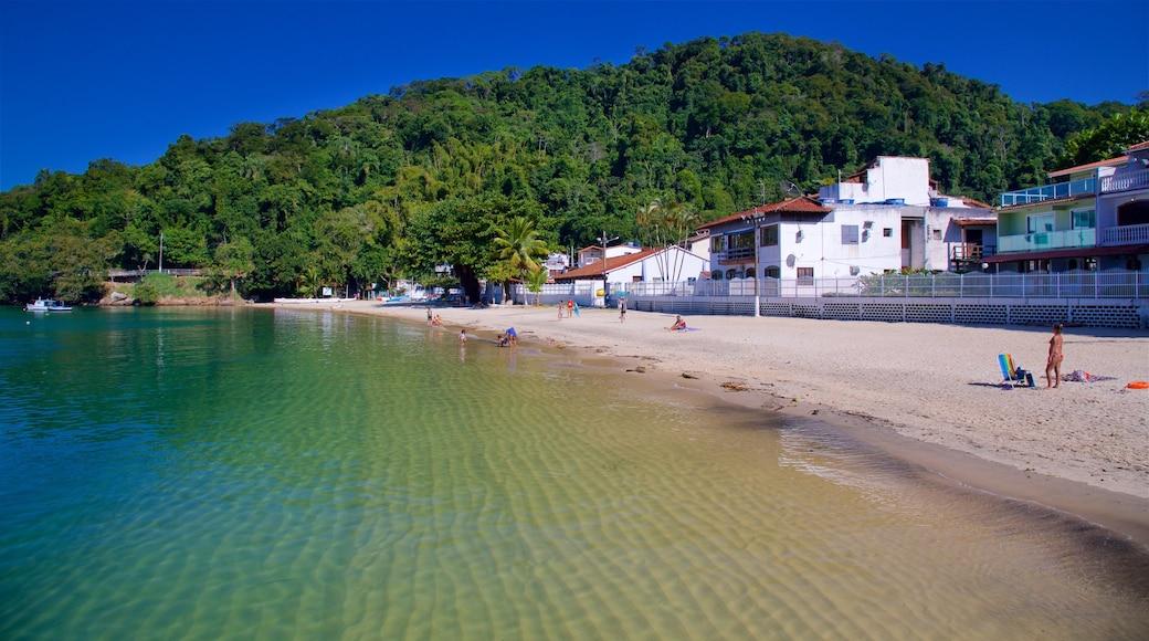 Strand von Bonfim das einen Strand, allgemeine Küstenansicht und tropische Szenerien