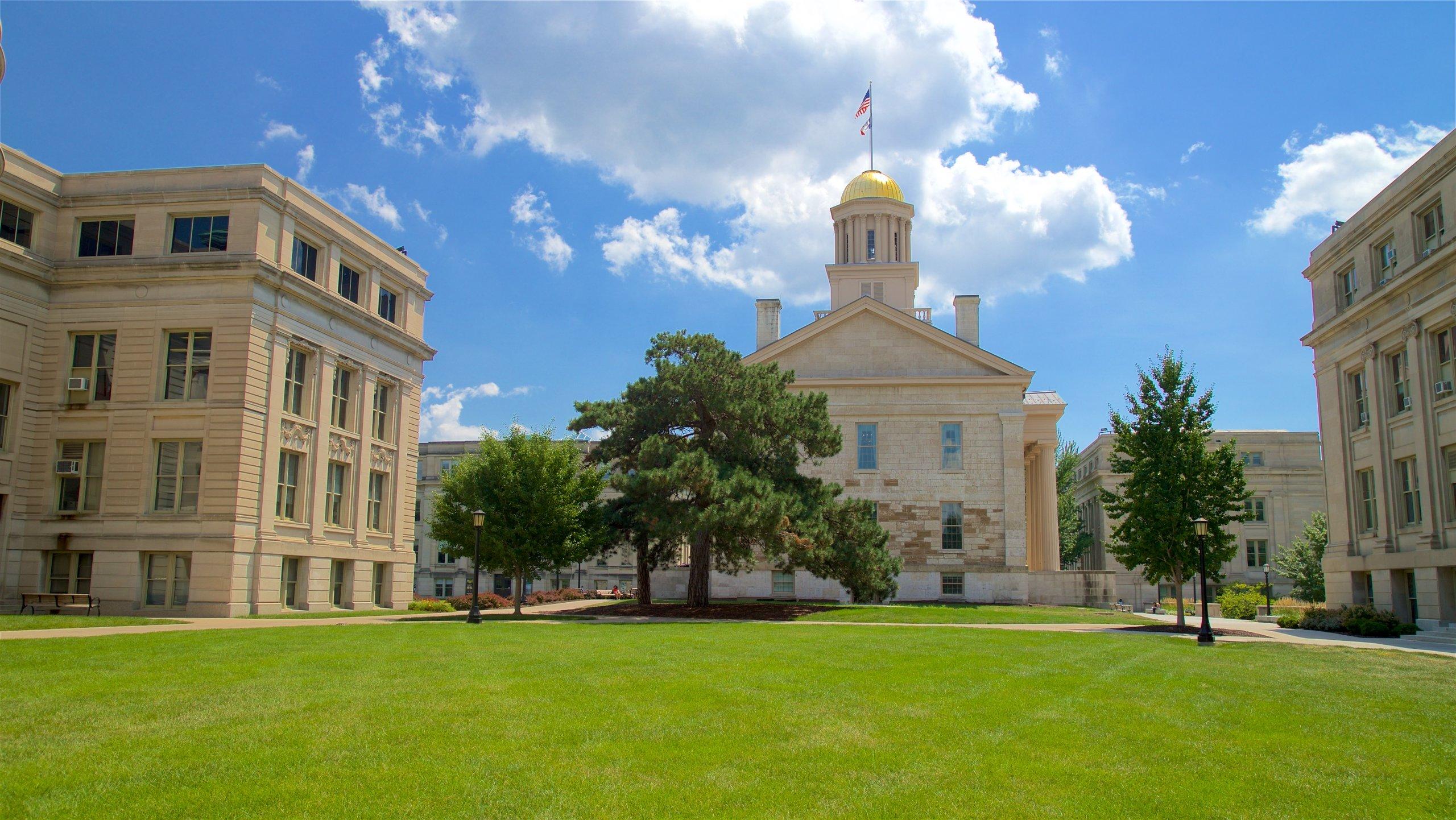Old Capitol Museum, Iowa City, Iowa, United States of America