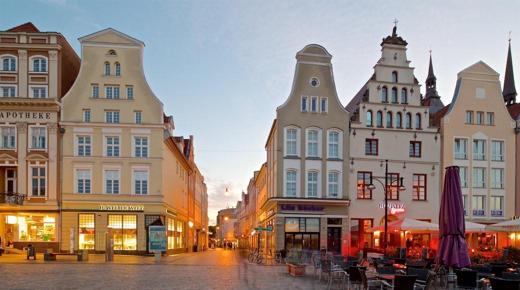 New Market qui includes ville et patrimoine historique