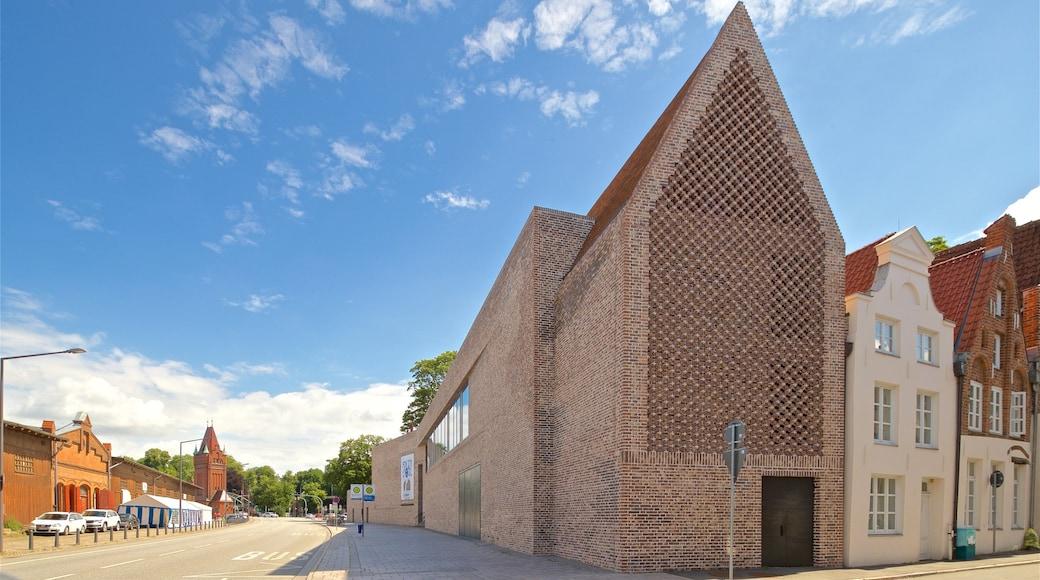 Europäisches Hansemuseum mit einem Geschichtliches