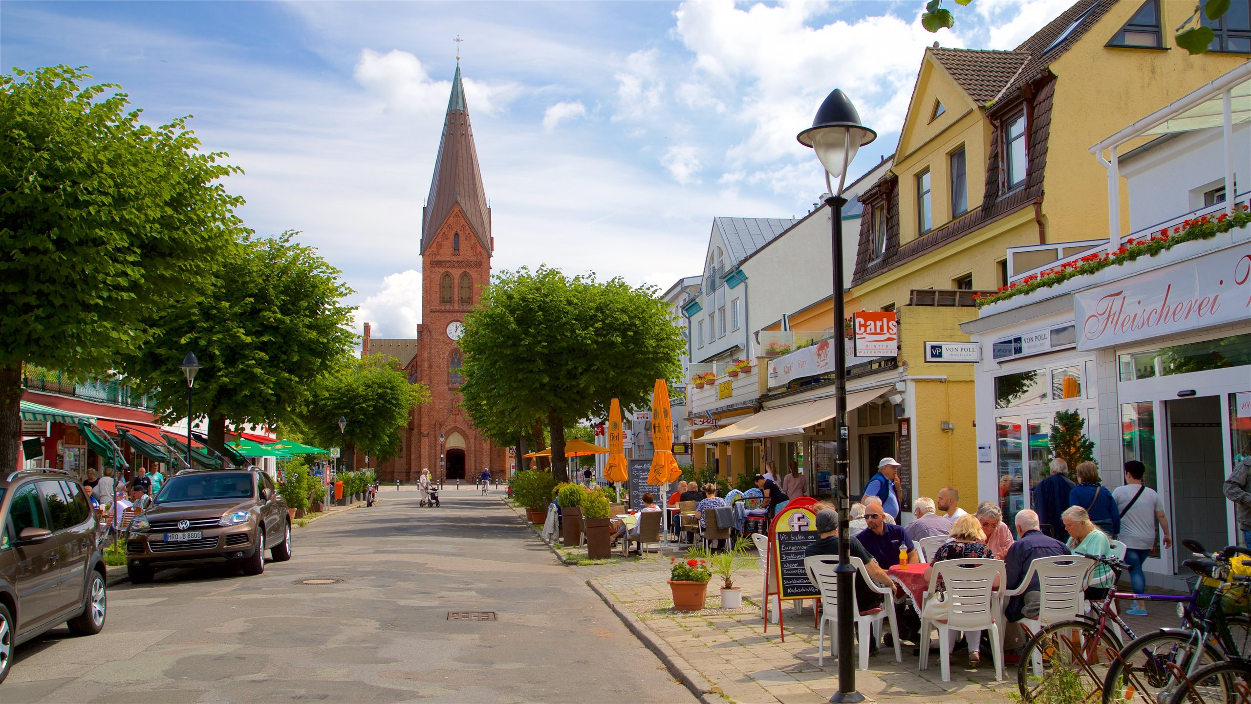 Warnemünde, Rostock, Mecklenburg-Vorpommern, Deutschland