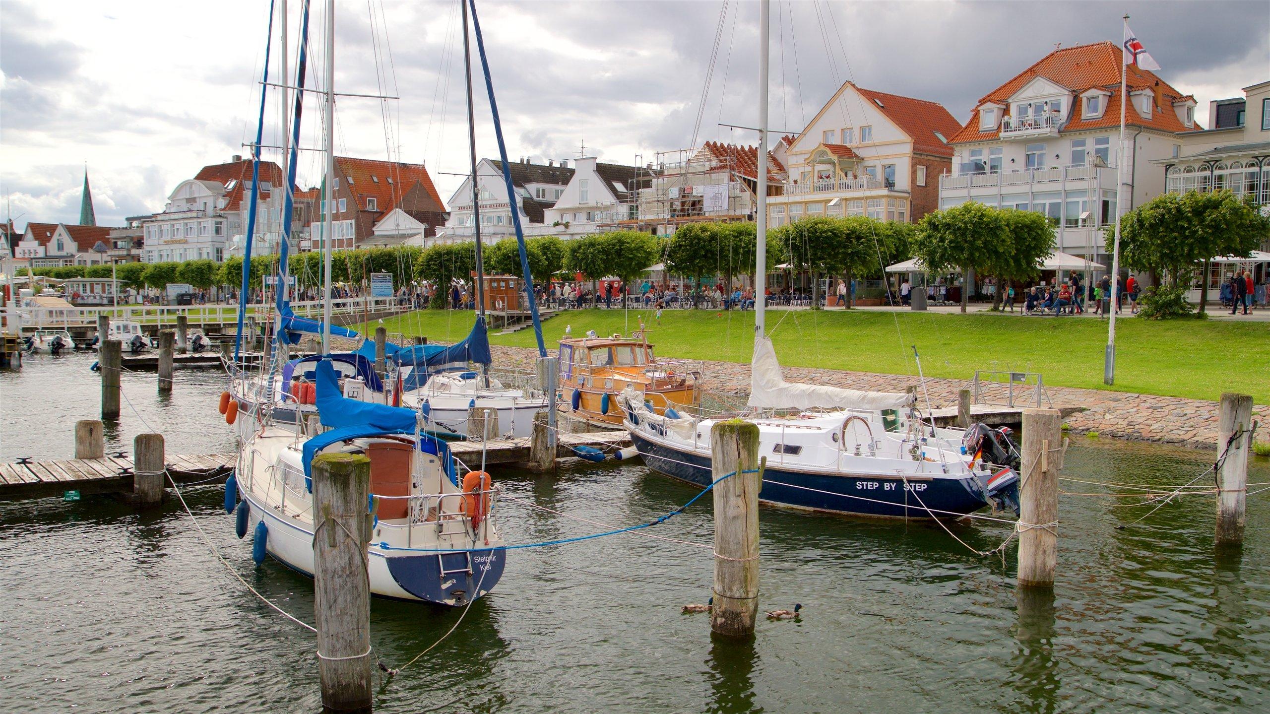 Travemünde, Lübeck, Schleswig-Holstein, Deutschland