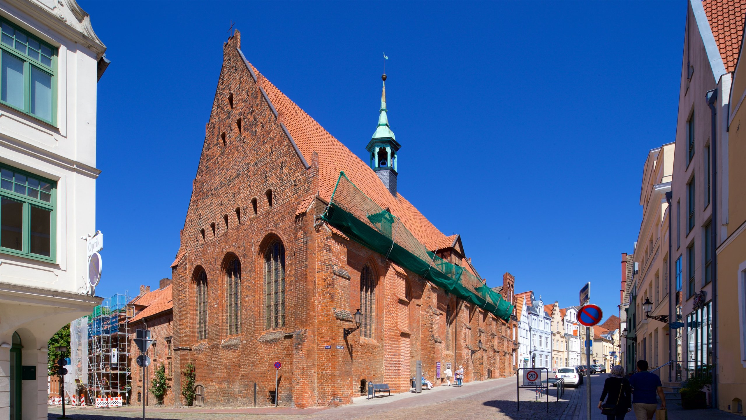 Holy Spirit Church, Wismar, Mecklenburg-West Pomerania, Germany