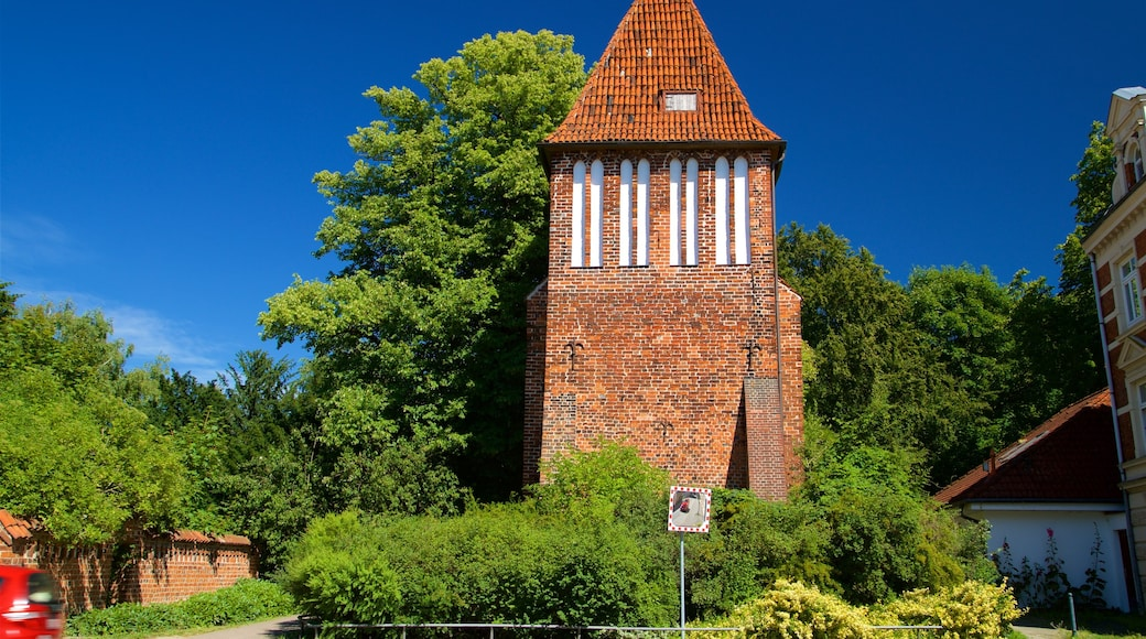Alter Wasserturm welches beinhaltet Geschichtliches