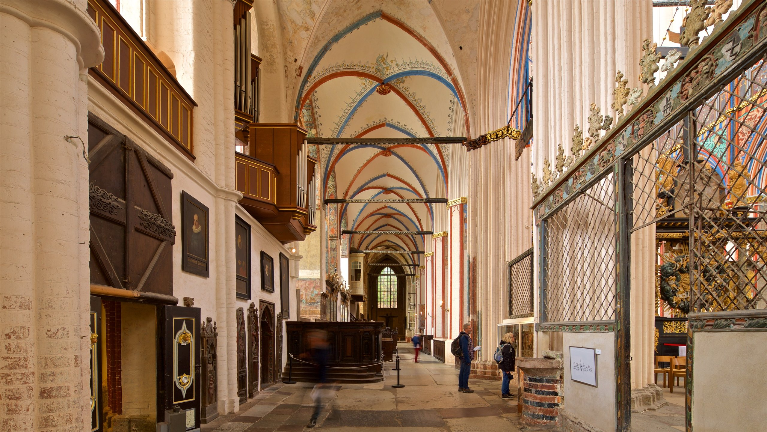 St. Nicholas' Church, Stralsund, Mecklenburg-West Pomerania, Germany