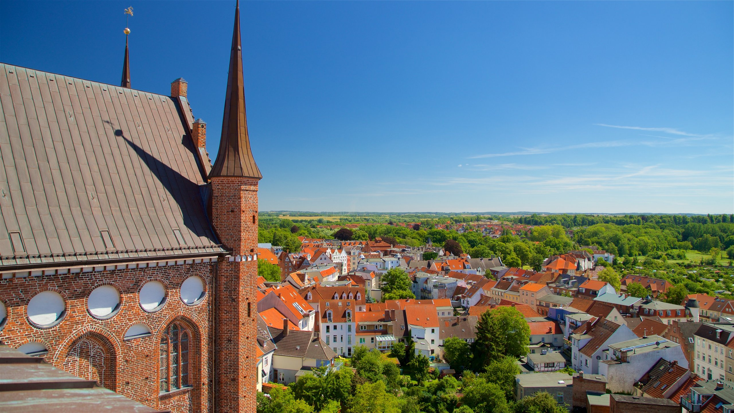 Altstadt, Wismar, Mecklenburg-Vorpommern, Deutschland