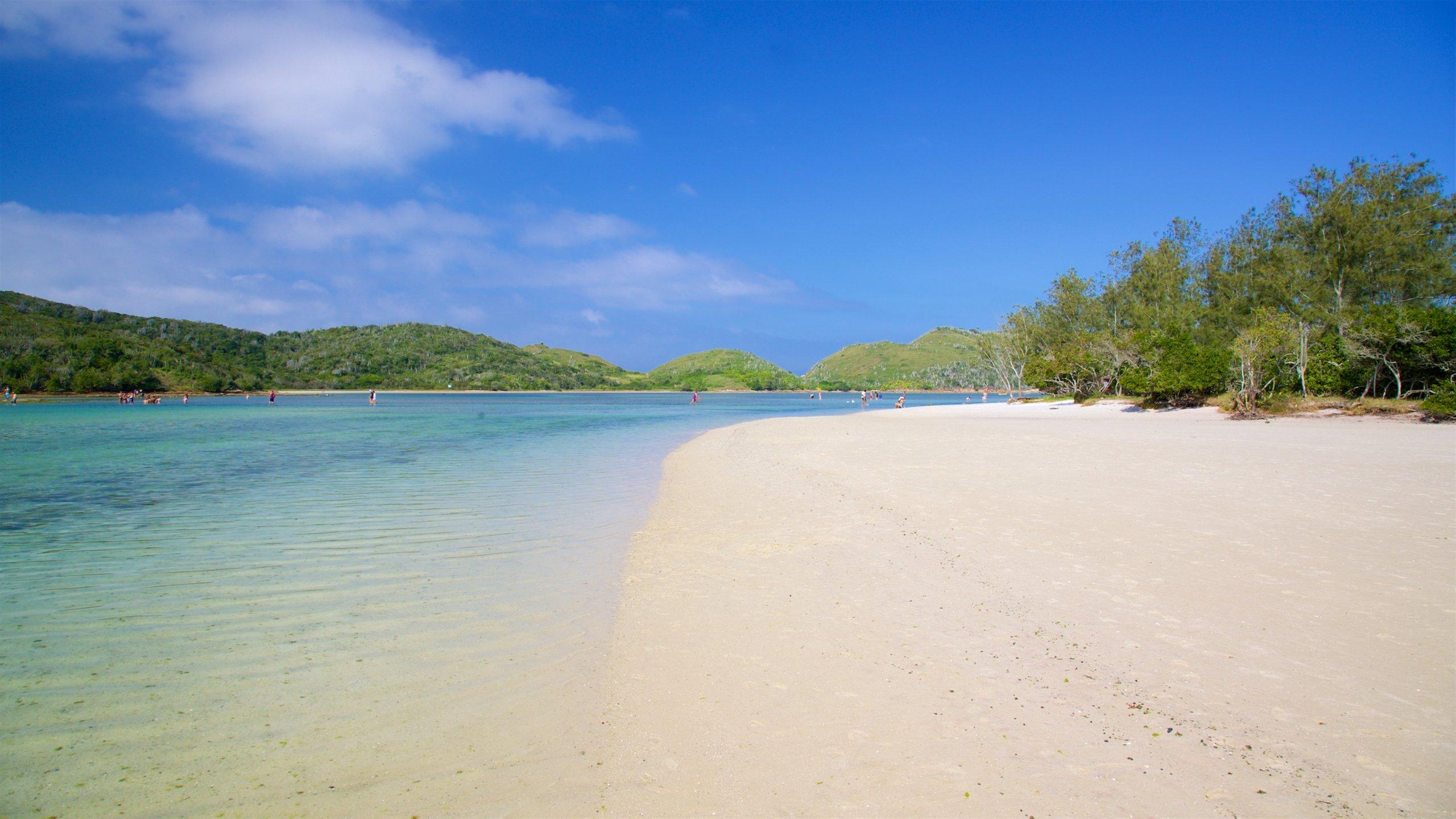 Japanese Island, Cabo Frio, Rio de Janeiro State, Brazil