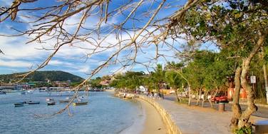 Orla Bardot featuring general coastal views and a bay or harbor