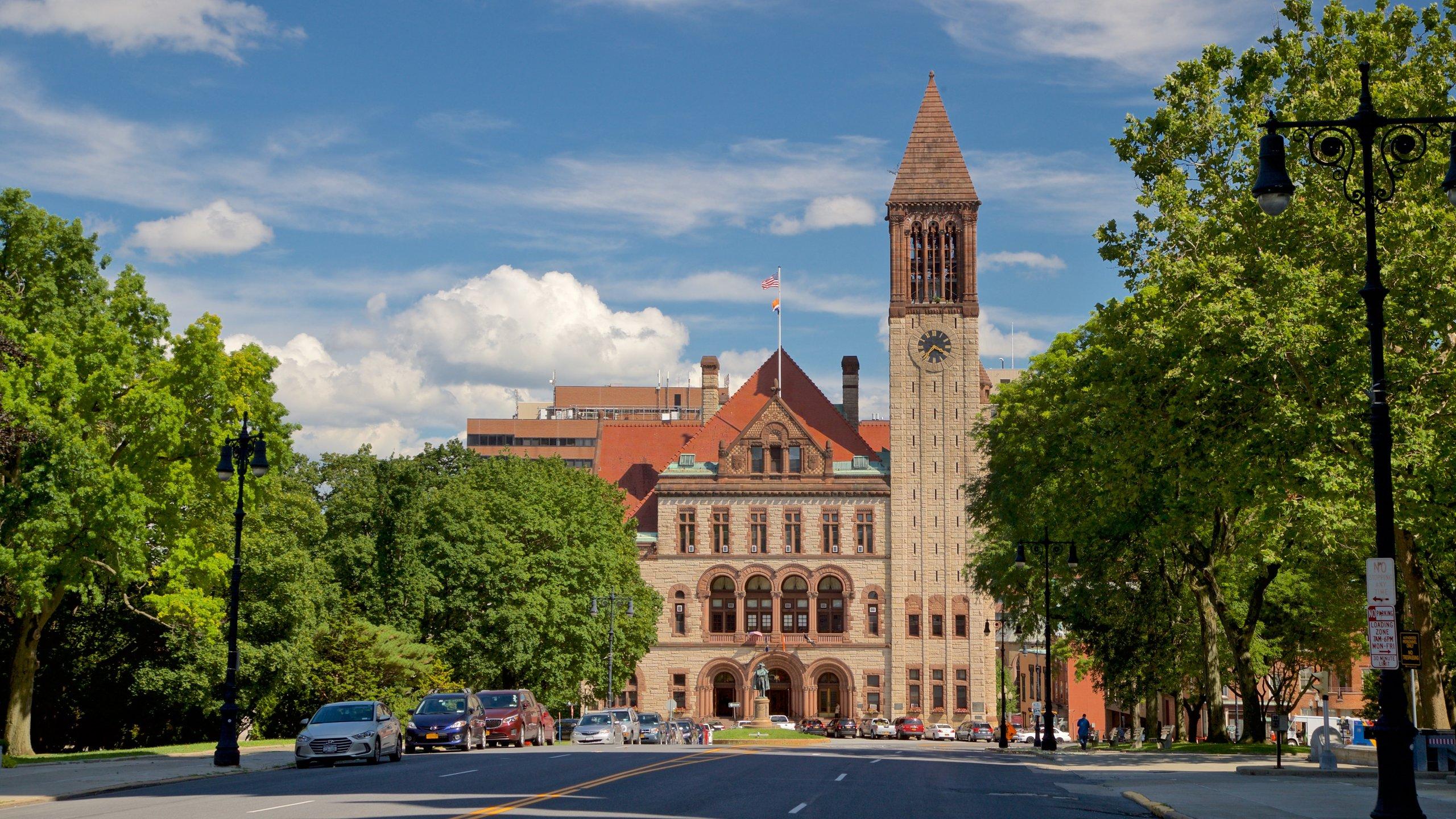 Albany City Hall, Albany, New York, United States of America